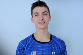 Cristian Savin este la un pas de Jocurile Olimpice de tineret