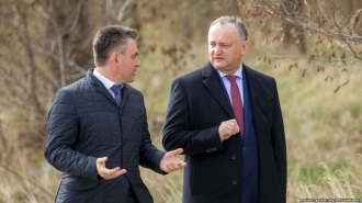 """Karasin despre rolul lui Dodon în soluționarea problemei transnistrene: """"Un impuls pentru negocieri a fost întâlnirile sale cu Krasnoselski"""""""