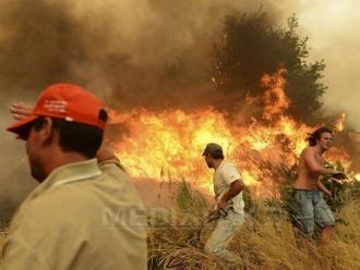 Incendii în California: Aproximativ 200.000 de persoane au primit ordine de evacuare după ce focul s-a extins masiv; Autostrăzi şi şcoli, închise