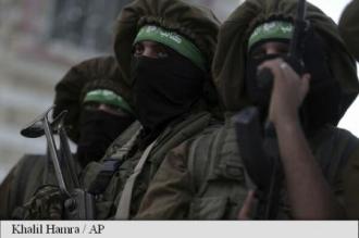Armata israeliană ripostează la tiruri cu proiectile dinspre Fâșia Gaza