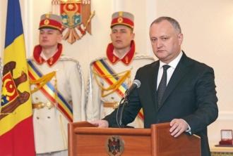 Dodon: Deschiderea oficiului NATO la Chișinău comportă riscuri sporite pentru securitatea națională a statului