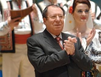 """S-a stins din viață conducătorul Ansamblului """"Joc"""", Vladimir Curbet"""