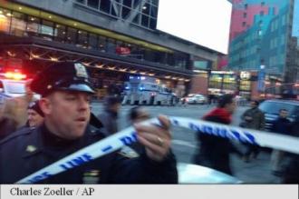 MAEIE s-a autosesizat privind explozia din terminalul de autobuze din New York