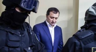 Decizia CSJ: Vlad Filat rămâne după gratii