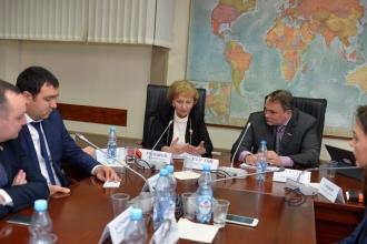La Moscova a avut loc ședința Grupului interparlamentar de prietenie Moldova-Rusia