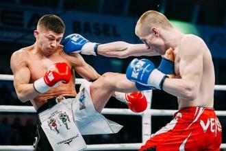 Stanislav Reniţă a fost ales cel mai bun luptător moldovean de K-1 în 2017