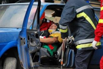 Accident tragic la Hîncești! Două persoane au murit pe loc, altele patru au ajuns la spital