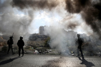 Israelul a lovit ţinte ale Hamas din Fâşia Gaza, după noi atacuri palestiniene cu rachete