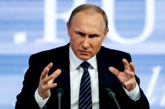 Sondaj: Peste 80% dintre cetăţenii Rusiei îl vor vota pe Putin la următoarele alegeri prezidenţiale