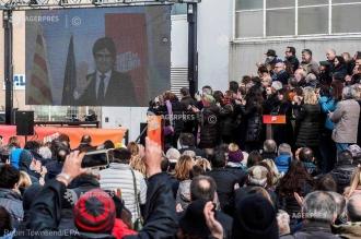 Catalonia/alegeri: Puigdemont salută o 'victorie pe care nimeni nu o poate discuta'