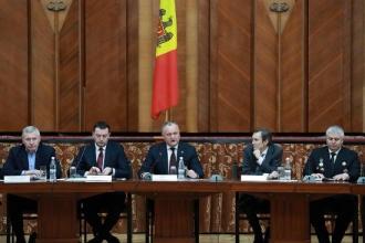 Membrii Consiliului Societății Civile pe lîngă președintele RM în format lărgit, convocați de Igor Dodon
