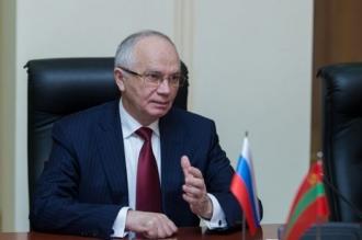 Farit Muhametșin își încheie mandatul; Rusia trimite un nou Ambasador la Chișinău