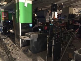 Explozie într-un supermarket din Sankt Petersburg: Vladimir Putin evocă un act terorist