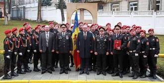 """""""Ordinul de Onoare"""" pentru Departamentul Trupelor de Carabinieri al MAI"""