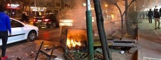 Proteste în Iran: Bilanţul morţilor a crescut la 10 în urma violenţelor nocturne