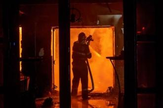 Tragedie într-o familie din raionul Rîșcani; Un incendiu a luat viața a două surori