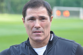Alexandru Spiridon este noul antrenor al naționalei Moldovei