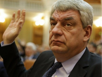 Premierul român Mihai Tudose a demisionat