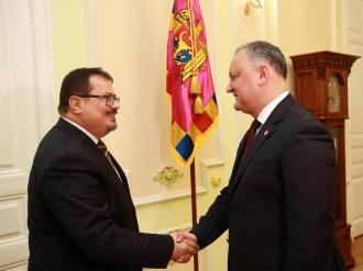 Șeful statului planifică o vizită la Bruxelles în luna februarie