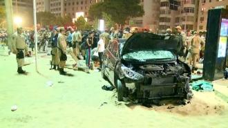 Un bebeluş a murit, iar alte 15 persoane au fost rănite, după ce un vehicul a intrat în mulţime la Copacabana, Brazilia
