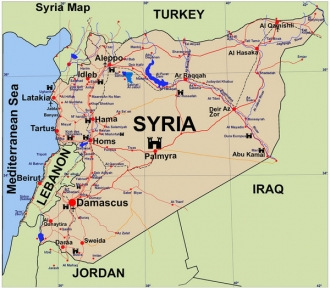 Turcia a atacat poziţii kurde din Siria, riscând riposta armatei siriene