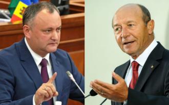 Cererea lui Traian Băsescu de anulare a decretului prin care Igor Dodon i-a retras cetăţenia RM, respinsă de instanță