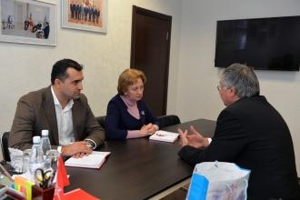 PSRM își exprimă interesul față de consolidarea cooperării dintre Moldova și Ungaria