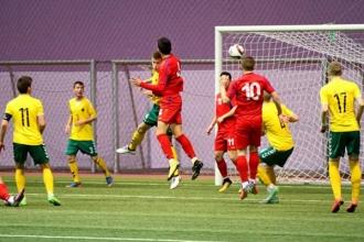 Naționala U-18 s-a clasat pe locul 9 la Cupa Dezvoltării