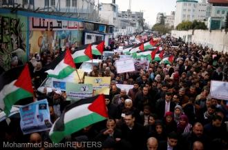 Angajaţii ONU din Gaza, în grevă ca semn de protest faţă de decizia lui Trump de a reduce fondurile