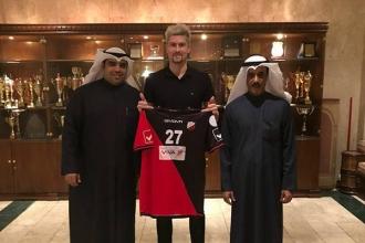 Petru Leucă va juca în Kuweit