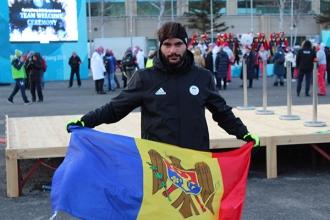 Nicolae Gaiduc va fi portdrapelul Moldovei la Jocurile Olimpice