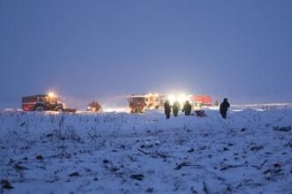 Printre victimele accidentului aviatic din Rusia nu sunt cetățeni moldoveni