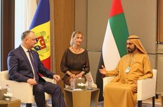 Moldova va avea reprezentanță diplomatică în Emiratele Arabe Unite