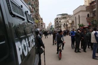 Forţele de securitate din Egipt au ucis zece militanţi terorişti şi au arestat 400 de suspecţi