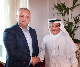 Un complex sportiv multifuncțional va fi construit în Moldova de un investitor din Emiratele Arabe Unite