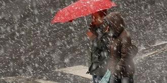 Meteorologii au emis cod galben de precipitații