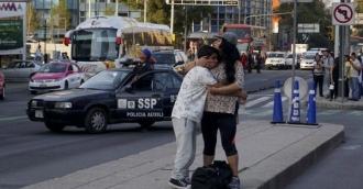 Cutremur major de 7,2 grade, produs în Mexic; Mii de persoane au ieşit de teamă pe străzile din mai multe oraşe