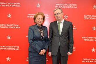 Greceanîi: PSRM va susține în mod consecvent suveranitatea, independența și neutralitatea Republicii Moldova
