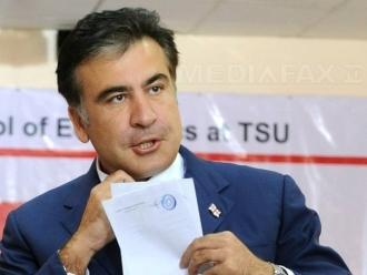 Mihail Saakaşvili, interdicţie de intrare în Ucraina pentru o perioadă de trei ani