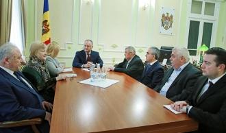 Un forum al reprezentanților etniilor din Moldova, va avea loc în aprilie, sub patronajul Președintelui țării
