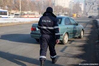 Inspectorii de patrulare nu vor mai scoate plăcuțele de înmatriculare