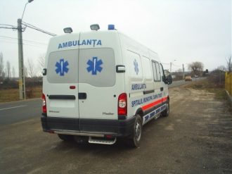 Un copil de 7 ani a murit după ce a fost lovit de o maşină, condusă de un şofer beat