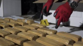 Captură record de droguri în valoare de peste 100 de milioane de lei