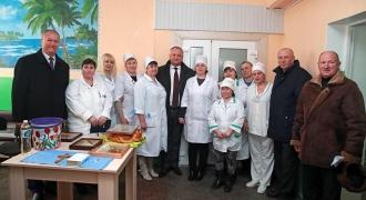 """Spitalul din Călărășeuca, renovat cu susținerea Fundației """"Din suflet"""""""