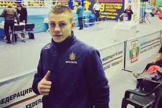 Dorin Bucșa a cucerit bronzul la turneul din Sofia