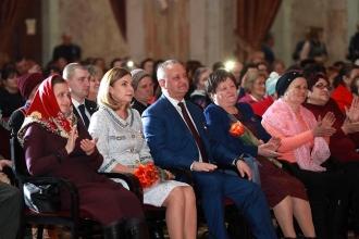 Cuplul prezidențial la un concert de caritate: De fiecare dată vom fi alături de cei care au nevoie de sprijinul nostru
