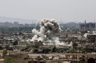 Cel puţin 100 de persoane au murit în regiunea Ghuta de Est în ultimele 48 de ore