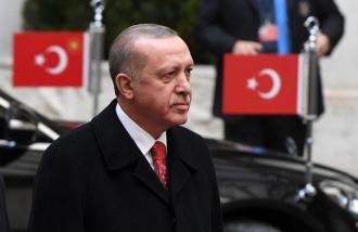 Recep Erdogn critică NATO în legătură cu lipsa sprijinului pentru campania turcă în Siria