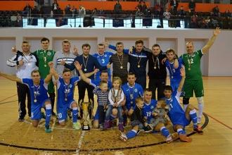 Dinamo a cucerit Cupa Moldovei la futsal