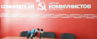 Comuniștii, fără fracțiune în CMC